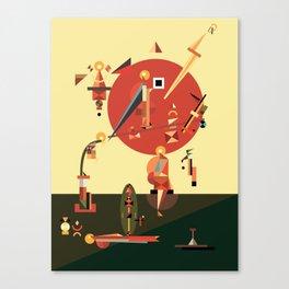 tishbite Canvas Print