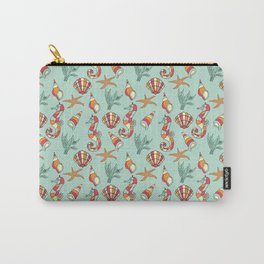 Beneath The Ocean Carry-All Pouch