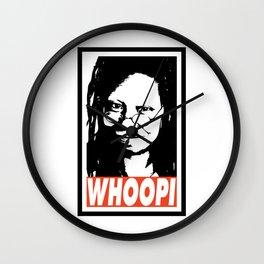 Whoopi Wall Clock