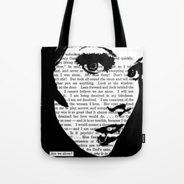 Are We Alone? Tote Bag
