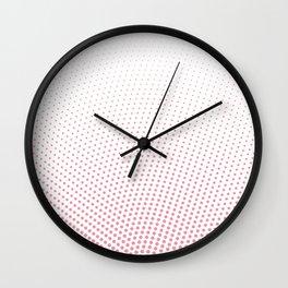 Intensive phobia: Pink Wall Clock