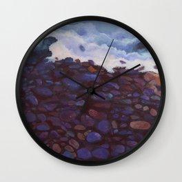 Bajamar Wall Clock