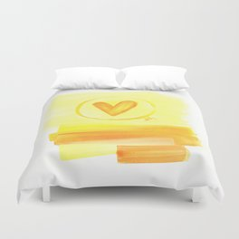 Prairie Love Duvet Cover