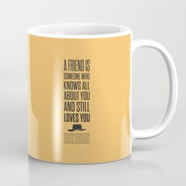 Lab No. 4 - Elbert Hubbard American Writer Motivational Typography Quotes Poster Coffee Mug