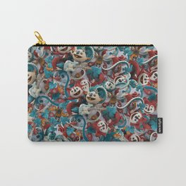 Plasticine 2016 collection salad Carry-All Pouch