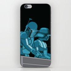 Darth Punk iPhone & iPod Skin