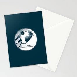 Greta Gooseson is Norma Desmond! Stationery Cards