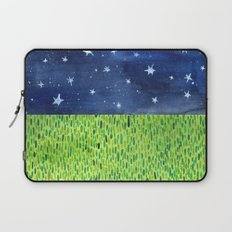 Grass & Stars Laptop Sleeve