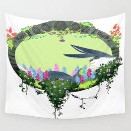 Bunnymund Circlet Wall Tapestry