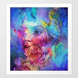 Subset Art Print