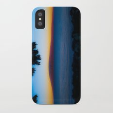The island in the sun iPhone X Slim Case