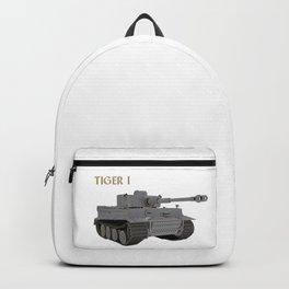 Tiger I German WW2 Tank Backpack