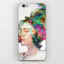 Breathe Me iPhone Skin