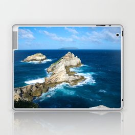 Ends of the world Laptop & iPad Skin