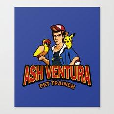 Ash Ventura Canvas Print