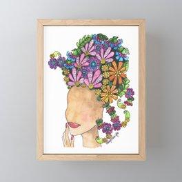 Glamour Framed Mini Art Print