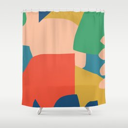 Plant Studies Number 8 Shower Curtain