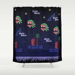 Miks Shower Curtain