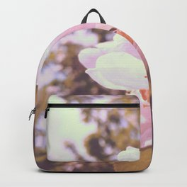 Pastel pink tree Backpack