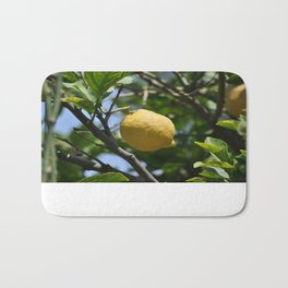 lemon tree Bath Mat