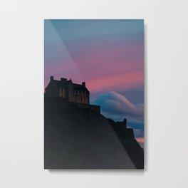 Edinburghlorious Metal Print