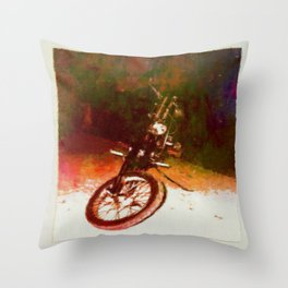 FLATHEAD - 043 Throw Pillow