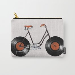 Vinyl Bike Carry-All Pouch