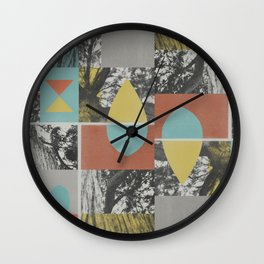 like a tree Wall Clock