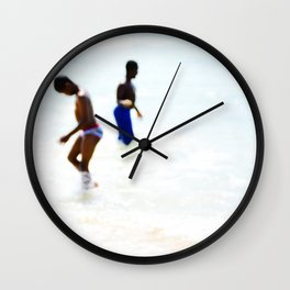 Here and Now No. 2 Wall Clock