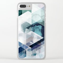 Graphic 165 Clear iPhone Case