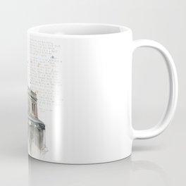 133 Ridiford Street, Wellington Coffee Mug