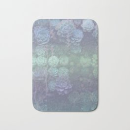 Soft and Succulent Love Bath Mat