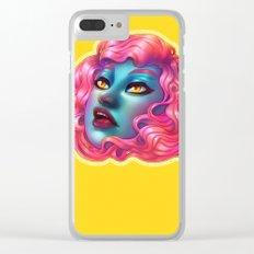 Bubblegum Clear iPhone Case