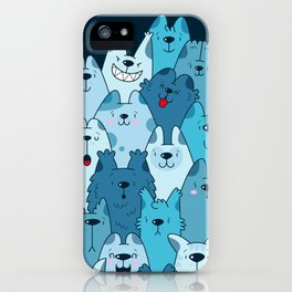 Pile of Meows iPhone Case