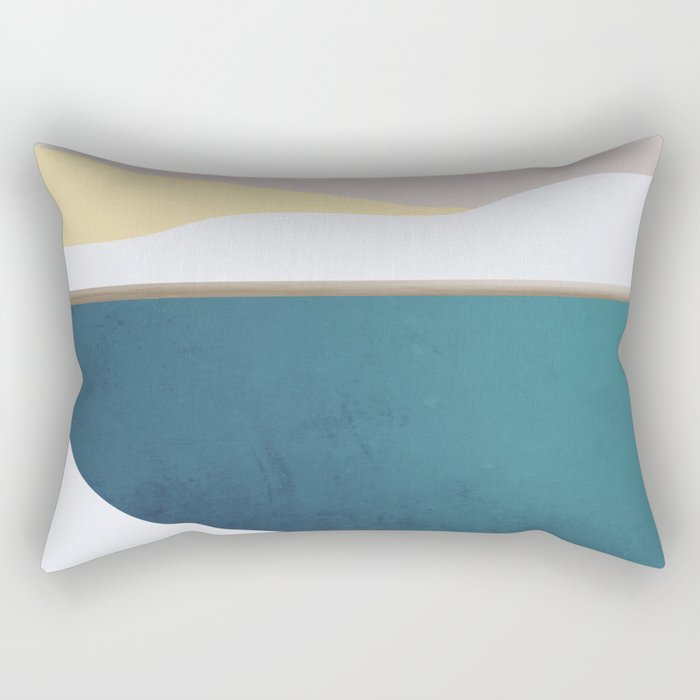 Abstract 32 Rectangular Pillow