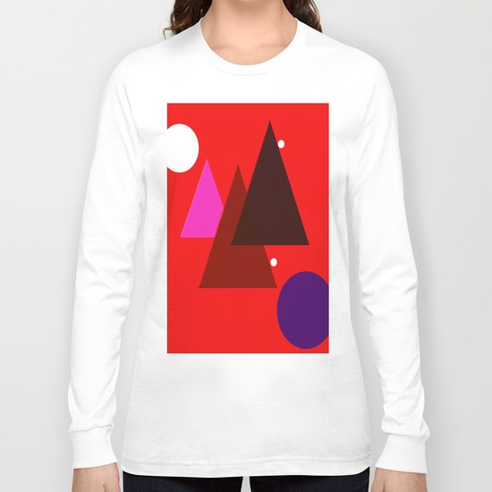 Formes Long Sleeve T-shirt