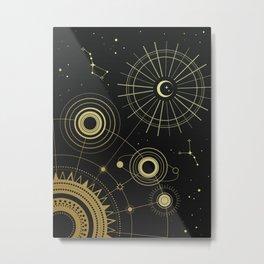 Infinity Metal Print