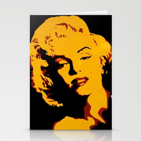 Monroe #1 Stationery Cards