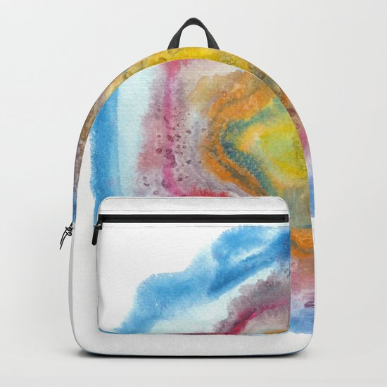 Agate inspiration Backpack