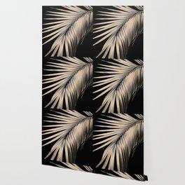 Palm Leaf Dream #1 #tropical #decor #art #society6 Wallpaper
