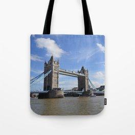 Tower Bridge Tote Bag