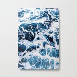 Tropical X Metal Print