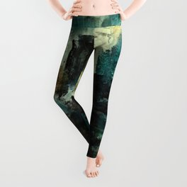 We Don't Care.  Forget It. Leggings