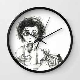Ed Wall Clock