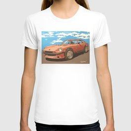 Datsun 280z power tour T-shirt
