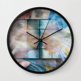 I Don't Like Where You Are Coming From! Wall Clock