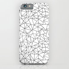 Shattered iPhone 6s Slim Case