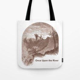 Once Upon the River (Ticonderoga Falls) Tote Bag