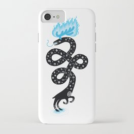 The Puzzling Beast iPhone Case