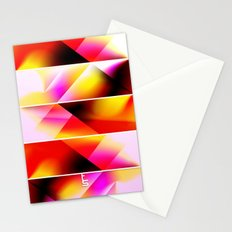 Psychedelic Stairway (Five Panels Series) Stationery Cards